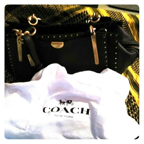 COACH   DREAMER 36 W  RIVETS c57a6fd490d19